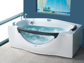 Установка ванны Туле