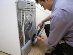 Установка и подключение стиральной машины Туле
