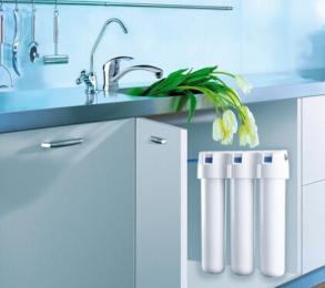Установка фильтров для очистки воды в Туле
